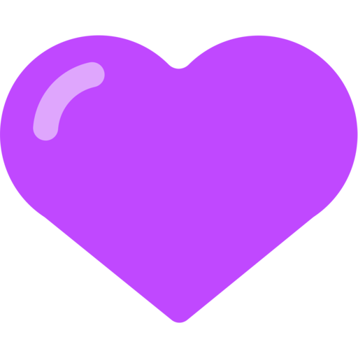 Purple Heart Emoji : What Does Means?
