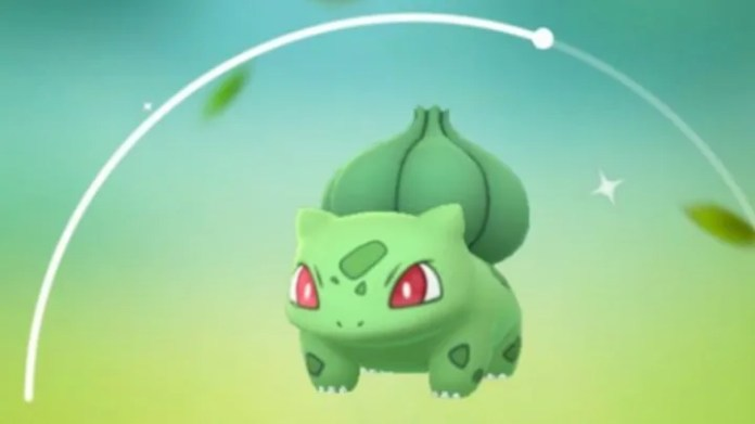 Catch the Seed Pokemon That is Seen Walking in the River: How to Do It