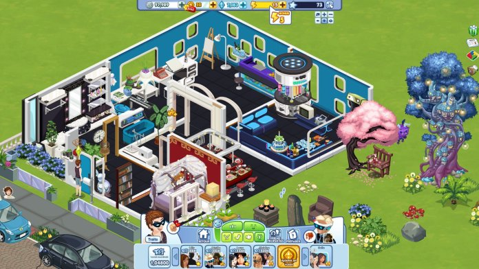 The Sims Social- Install the latest APK For Android and iOS devices.