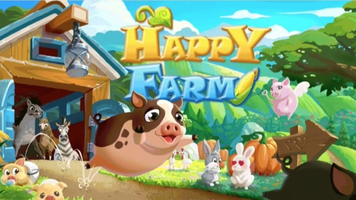 Download New Update of Happy Farm Candy Day- 2.7.5 For Android Version.