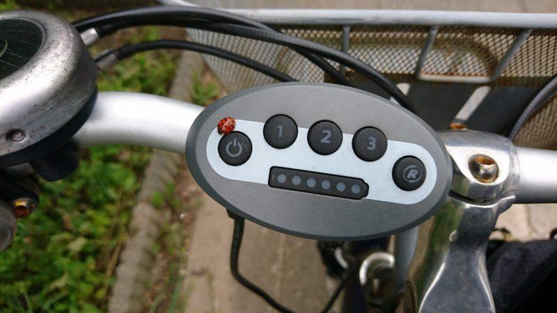 Stappen zetten op de fiets!