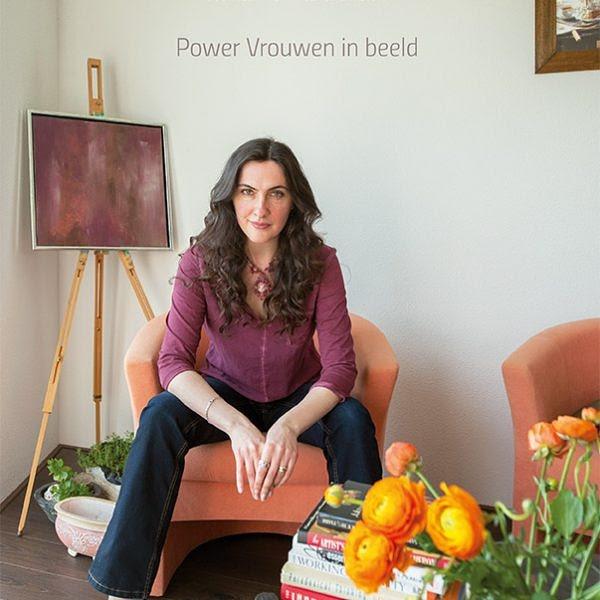 Het boek Powervrouwen in beeld