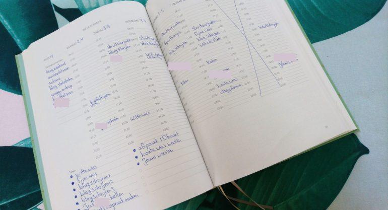 Oefenen met plannen.