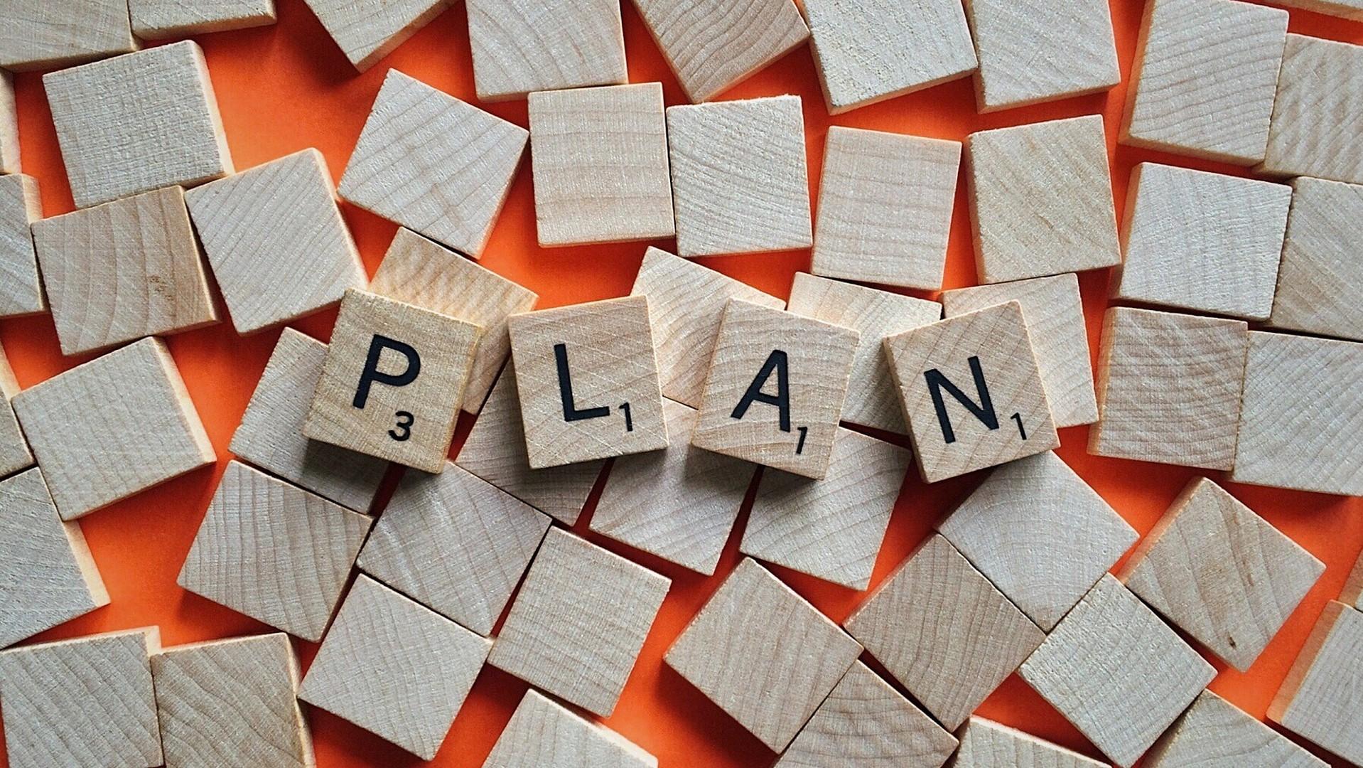 Plan voornemens