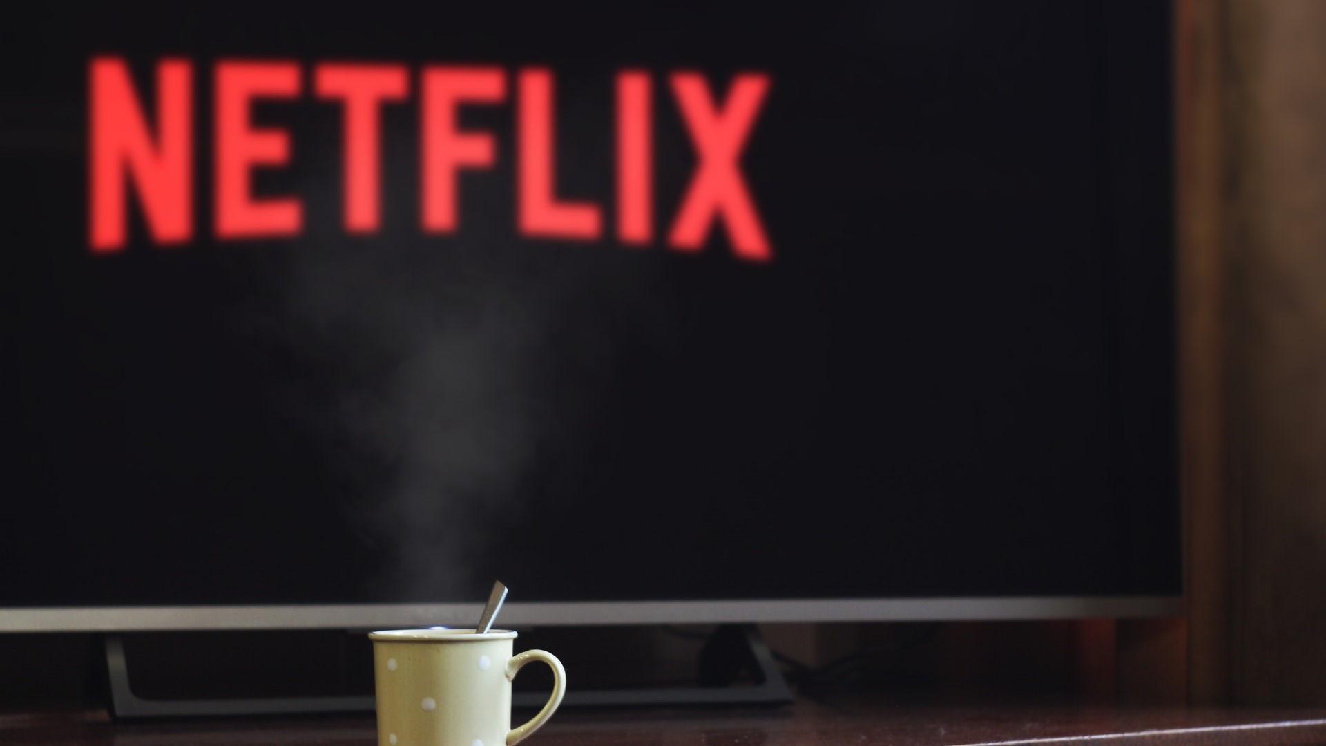 Series kijken op Netflix op TV