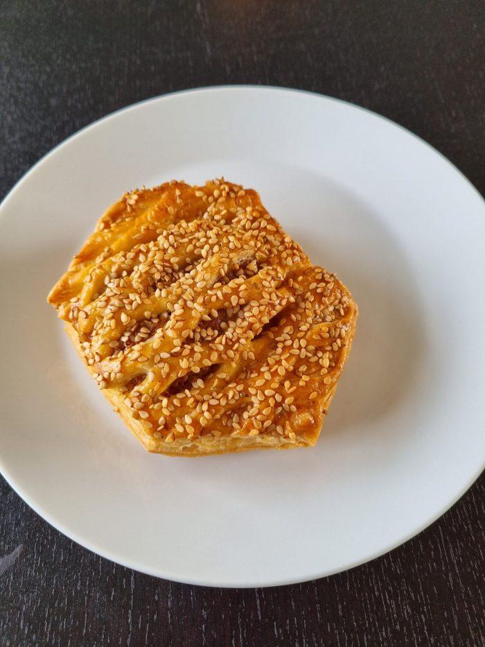 Satebroodje gemaakt met de S21