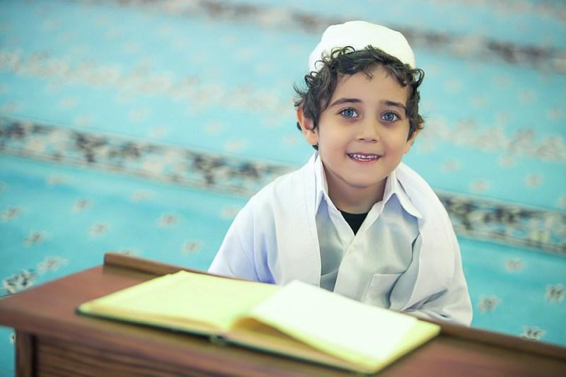 Anak Menghafal Qur'an