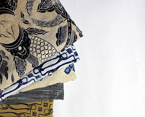 Reproduksi Batik kartini oleh Rumah kartini Japara