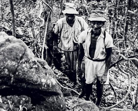 perjalanan riset sejarah karimunjawa japara indonesia