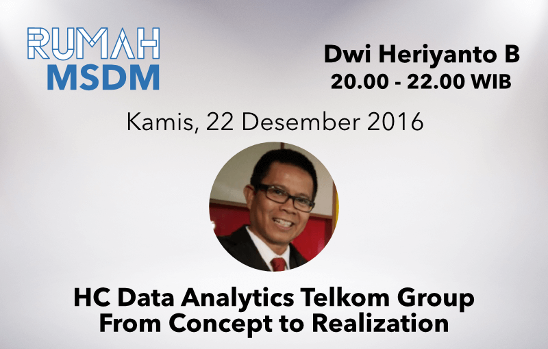 HC Data Analytics Telkom Group From Concept to Realization