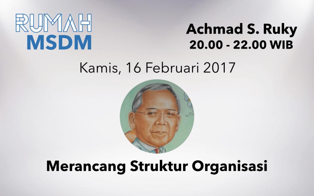 Merancang Struktur Organisasi