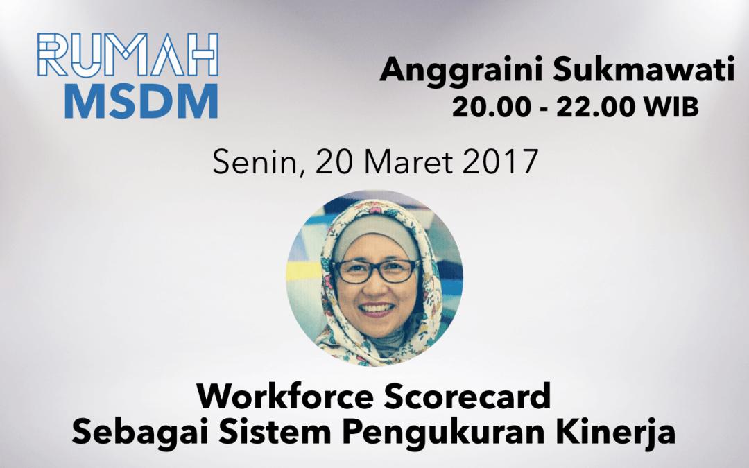 Workforce Scorecard Sebagai Sistem Pengukuran Kinerja