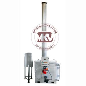 Incinerator Hewan - RPH Single Burner 10K, MKV-S10K