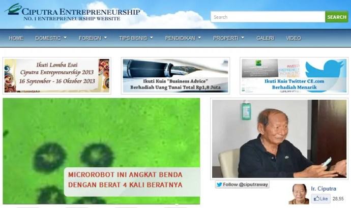 ciputra entrepreneurship