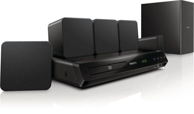 Philips HTD3510G 5.1 Home Theater System