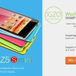 Review+Harga+Spesifikasi+ZTE Nubia Z5S Mini