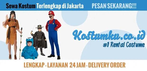 Sewa Kostum Terlengkap di Jakarta