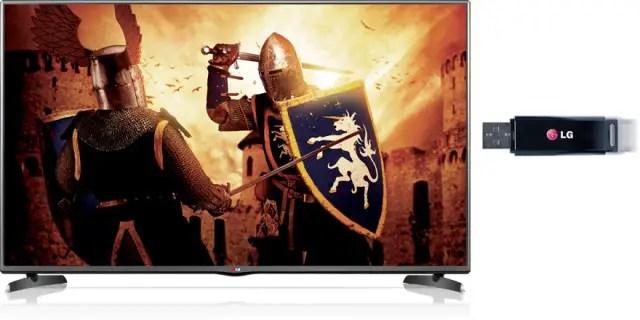 USB Movie - TV LED LG