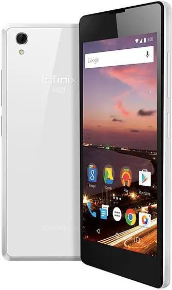 Infinix Hot 2 X510 Depan