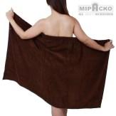 Wrap Towel Microfiber - Wanita