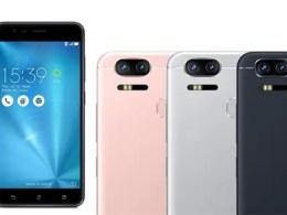 ASUS mengumumkan ponsel pintar terbarunya, yakni Asus Zenfone 3 Zoom ZE553KL.