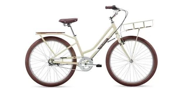 Sepeda Keranjang Polygon Zenith Active 3