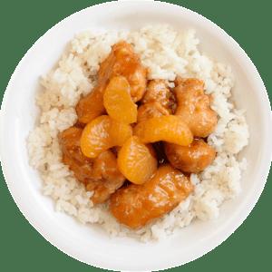 Rumbi Kids Honey Orange Tempura Bowl