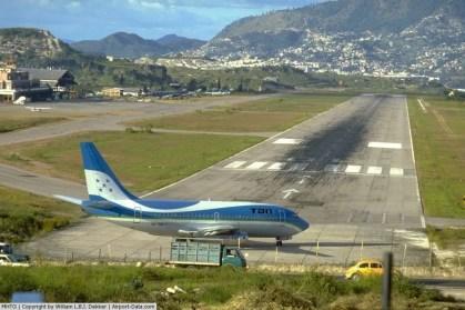 Toncontin Airport, Honduras