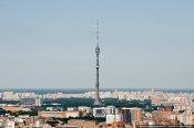 Ostankino Tower, Russia