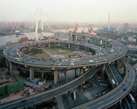 Top Ten Longest Road Networks - China