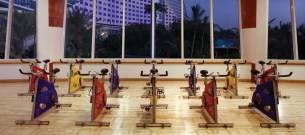 Fitness Club; Jumeirah Beach Hotel, Dubai