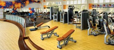 Fitness Club; Jumeirah Beach Hotel, Dubai