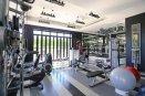 Gym; The Siam, Bangkok, Thailand