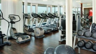 Gymnasium ; Four Seasons Park Lane, London