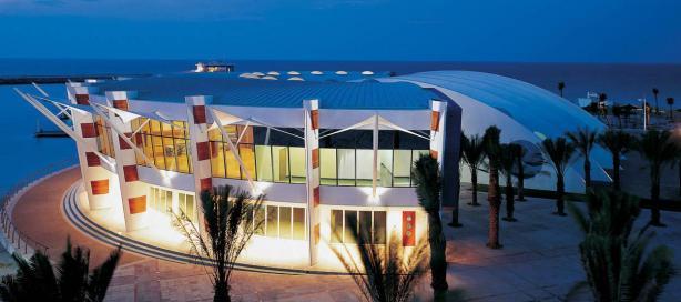 Talise Fitness Centre; Jumeirah Beach Hotel, Dubai