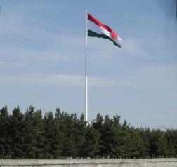 The Dushanbe Flagpole, Tajikistan