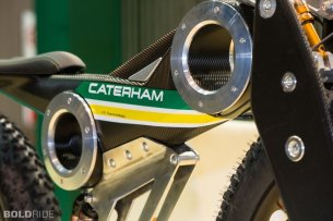 'Caterham Carbon E-Bike'-The New Face of E-Mobility