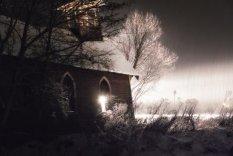 Church in the Snow, Canada