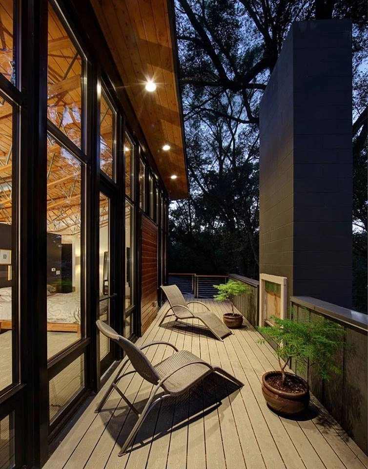 Midvale Courtyard House by Bruns Architecture (12)