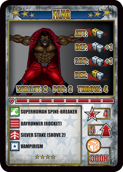 rumbleslam card fang