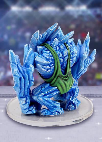 rumbleslam miniature ice