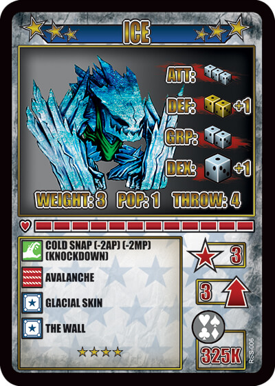 rumbleslam card ice