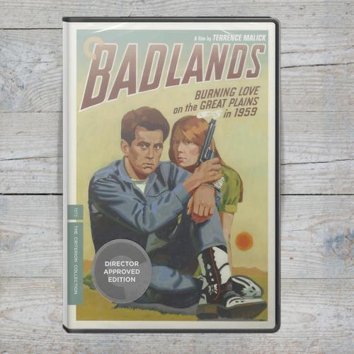 Badlands DVD