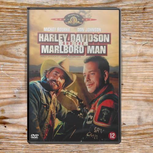 Harley Davidson and the Marlboro Man DVD