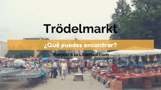 Trödelmarkt: ¿qué puedes encontrar?
