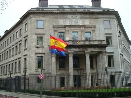 Embajada española en Alemania