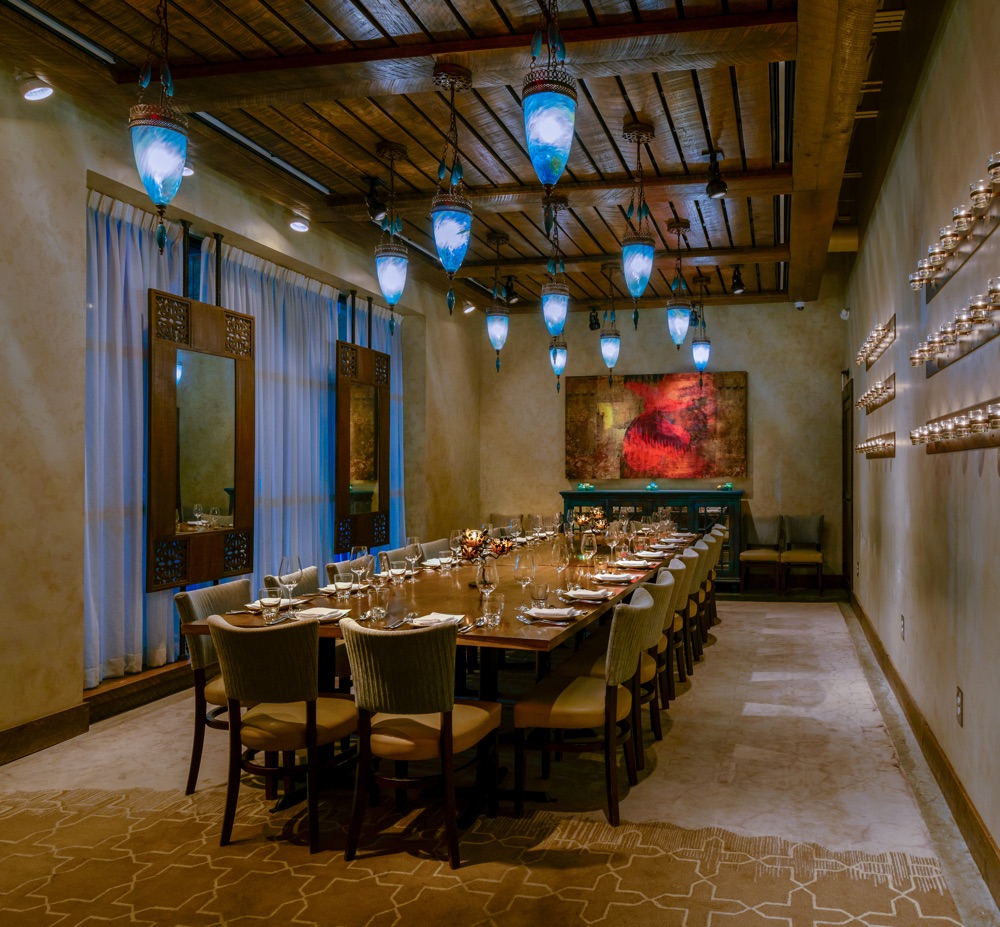 Private Dining Special Occasion At Rumi S Kitchen Rumi S