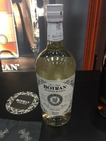 Ron Botran aged and charcoal-filtered white rum