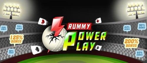 rummy powerplay