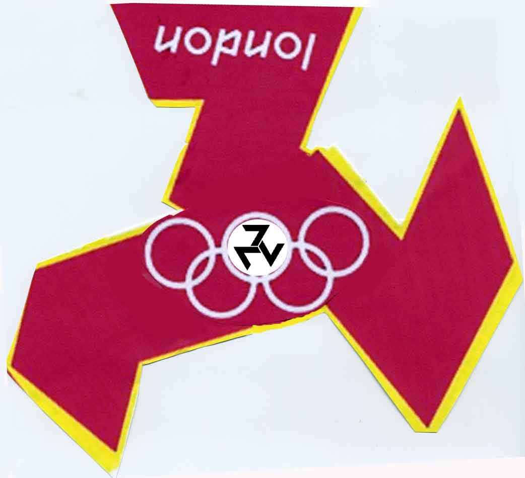 Zion And The Olympic Symbols